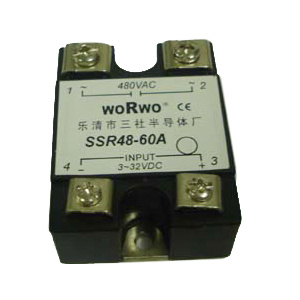 Solid State Relay (SSR60DA) pictures & photos
