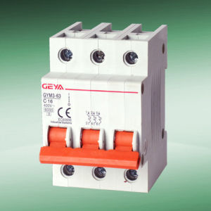Gym3 Mini Circuit Breaker (BKN type 3P)