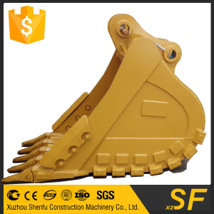 Excavator Rock Bucket with Volume 2.3cbm Made in China for Sale pictures & photos