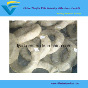 Electro Galvanized Iron Wire (25kgs per coil) (BWG22) pictures & photos