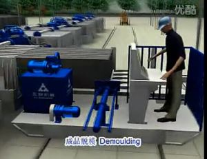 Lightweight Wall Panel Machine/Lightweight Wall Panel Producton Line pictures & photos