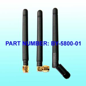 5.8GHz Rubber Antenna with SMA Connector pictures & photos