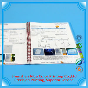 Brochure Jewelry Book Printing Service Softcover Book