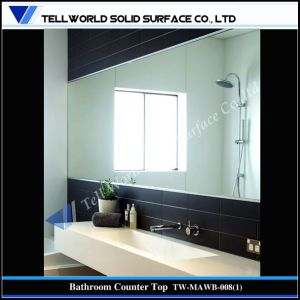 Hotel Bathroom Counter with Wash Basin pictures & photos