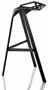 Modern Designer Metal Furniture Magis Stacking Bar Stool One pictures & photos