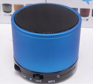 Metal Shell Portable Bluetooth Mini Speaker