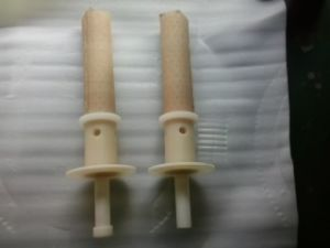 Customized Rod-Shaped Engineering Plastic Parts pictures & photos