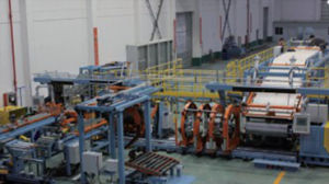 Single- Stage All Steel Radial Truck Tyre Building Machine