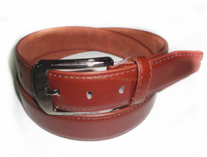 2014 New Fashion Leather Men Belt pictures & photos
