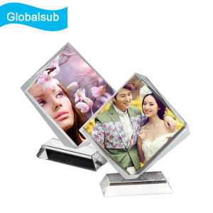 Personal Sublimated Photo Crystal Gifts for Wedding pictures & photos
