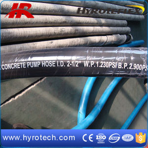 South America Popular! Cement Hose/Concrete Pump Hose pictures & photos