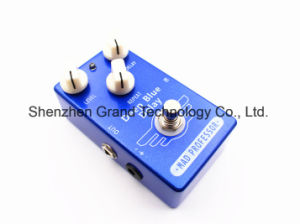 Custom Deep Blue Delay Handmade Guitar Effect Pedal (JF-46) pictures & photos