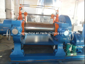 Two Roller Open Mixing Mill (XK-400) pictures & photos