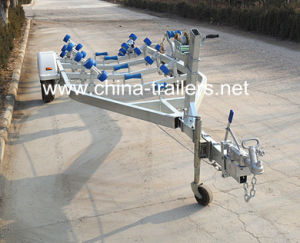 Galvanized Steel Frame Boat Trailer pictures & photos