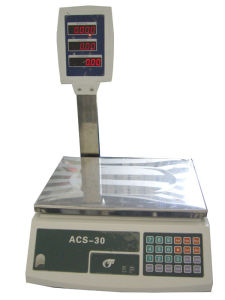 Electronic Pricing Scale (ACS-620B)