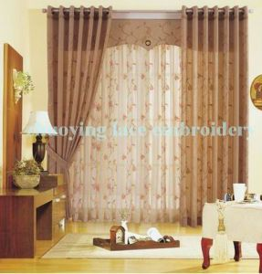 Voile Fabric/Curtain Fabric