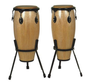 Conga Drum Set (CD-1011HP) pictures & photos