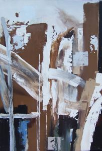 Oil Painting (GF015-1)