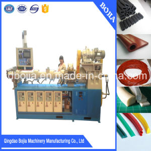 Cold Feed Rubber Extruder 150mm, Rubber Vacuum Extruder Machine pictures & photos
