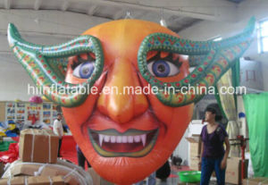 New Design! Halloween Decoration Inflatable Mask