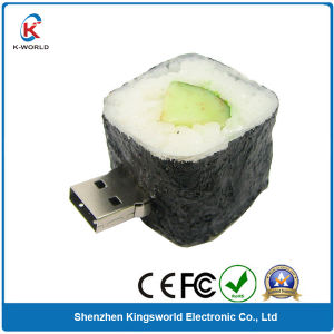 PVC Food Sushi USB Flash 8GB pictures & photos