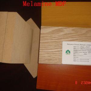 Melamine MDF Banyans Manufactor for Africa