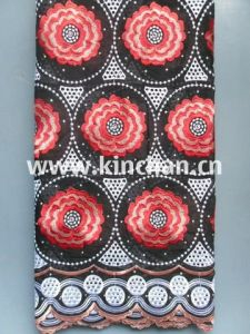 2014 Lastest Design of Swiss/African Cotton Korea Voile Lace for Party/Wedding... pictures & photos