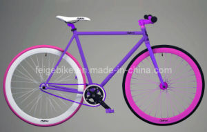 Beautiful Back Pedal Bike Fixed Gear Bicycle (FP-FGB001) pictures & photos