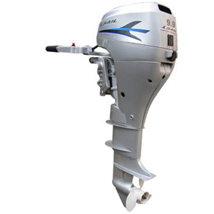 4-Stroke 2.5HP-15HP Outboard Engine pictures & photos