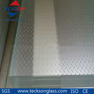Anti-Slip Laminated Safety Glass for Bathroom Floor pictures & photos