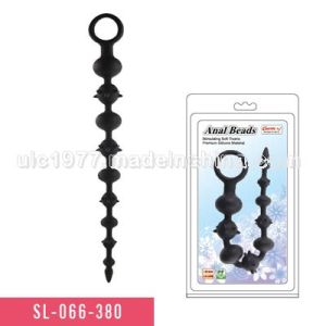 Pleasure Anal Beads with Different Size Sex Toy (SL-066) pictures & photos