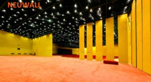 Stadium Movable Partition Walls for Space Division pictures & photos