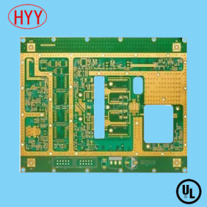 UL Prototype Printed Circuit Board PCB with Gold Plated pictures & photos
