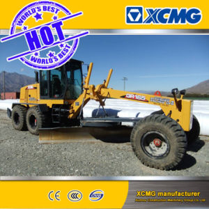 XCMG Official Mini Motor Grader Gr135 Gr180 with Ripper and Blade for Sale pictures & photos