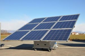 High Quality Portable 1395W Solar Generator System