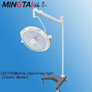 Mobile LED Surgical /Operatig Light with CE LED720 pictures & photos
