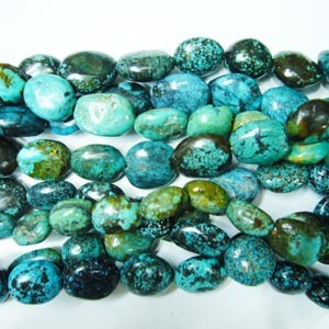 Natural Turquoise Bead (TB-012)