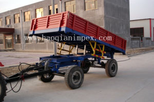 5 Ton Tipping Trailer (7CX-5T)