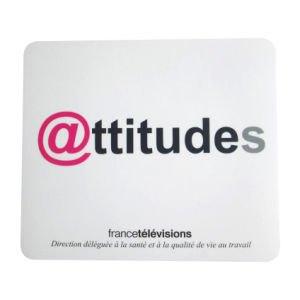 Specified Made Mouse Pad, Advertising Gift for France Television pictures & photos