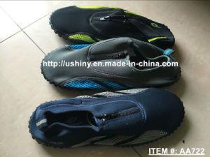 Men′s Aqua Zippers Water Shoe pictures & photos