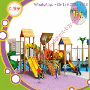 Professional Outdoor Preschool Kids Used Playground Equipment for Sale pictures & photos