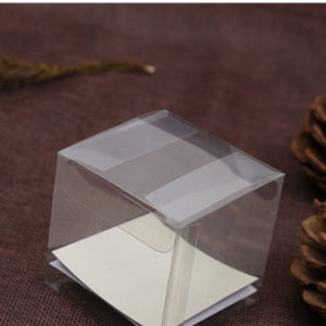 Real Manufacturer Cheap Clear PET box (plastic packing box) pictures & photos