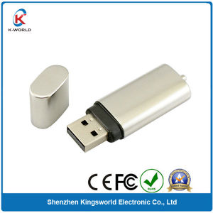 Plastic Simple Design USB Flash Drive pictures & photos