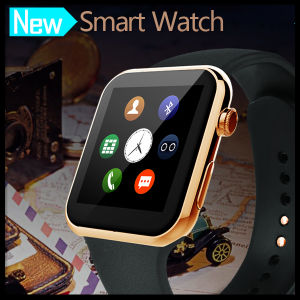 Sport Camera Smart Watch Wrist Watch for Android and Ios Mobile Cell Phone pictures & photos