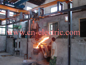 Induction Iron Melting Furnace pictures & photos