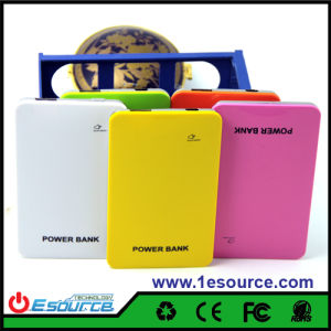 Ultra Slim Portable Powerbank 4000mAh Real Capacity Portable Charger (BUB-36)