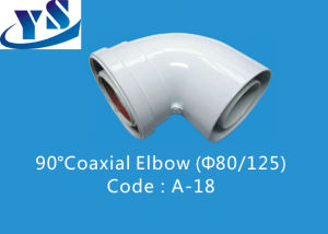 Elbow for Gas Boiler