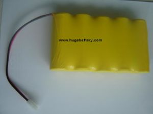 F 1.2V 9000mAh Rechargeable Ni-CD(nickel cadmium) Batteries (F size) pictures & photos