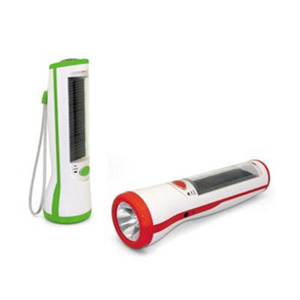 Travel Solar Power Torch With Mobile Chager (LP7014)