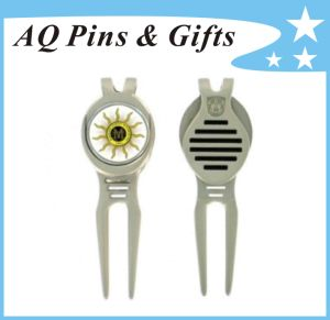 Promotional Gift Golf Divot Tool with Ball Marker (golf-03) pictures & photos